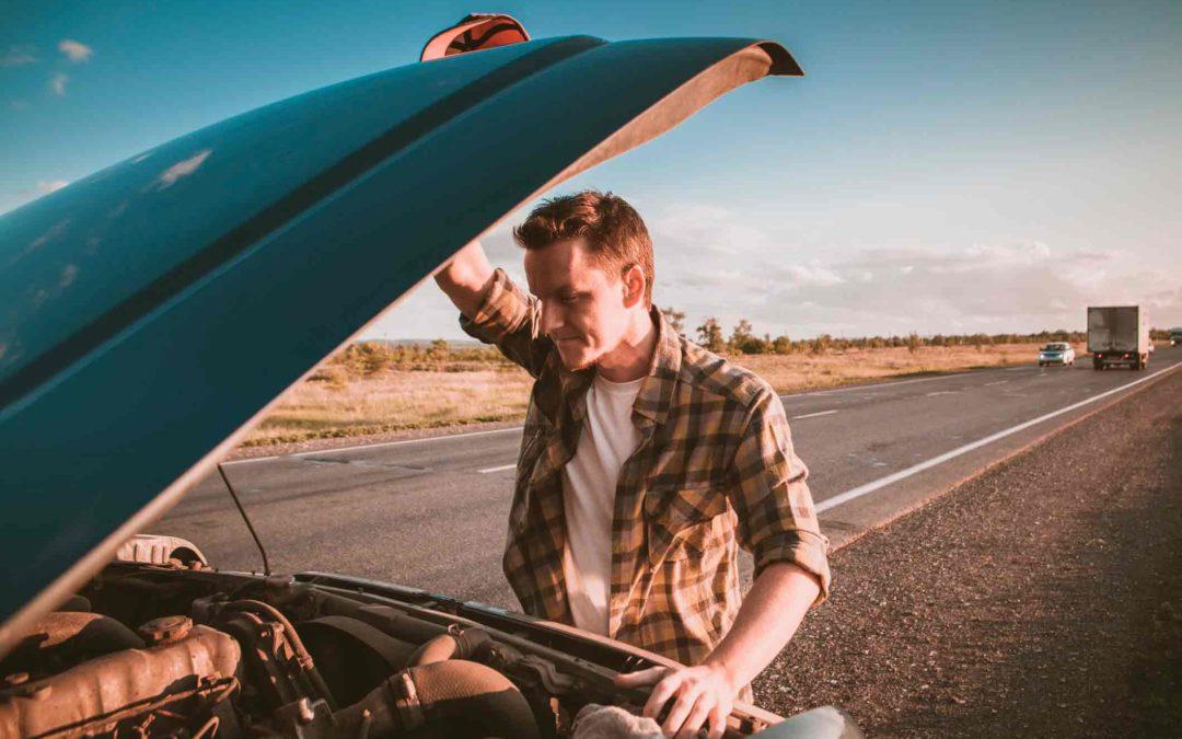 Las averías más comunes que provocamos al vehículo