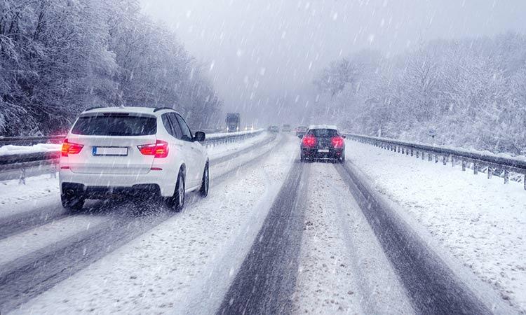 Consejos para conducir con nieve